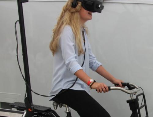 3D Afleiding Bike groot succes tijdens KEI-weken Groningen