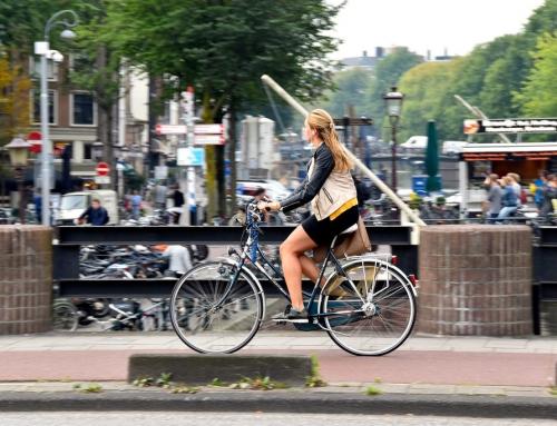 3D Afleiding Bike samenwerking met Verkeerswijzer Groningen tijdens KEI-week